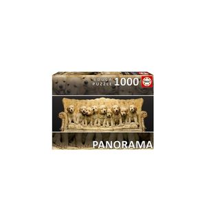 PUZZLE EDUCA BORRAS 1000 PIEZAS IN GOOD COMPANY PANORAMA REF 15851