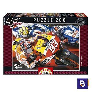 PUZZLE EDUCA 200 PIEZAS MOTOGP 15904