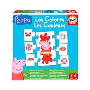 LOS COLORES PEPPA EDUCA 16225