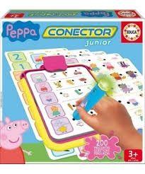 CONECTOR JUNIOR EDUCA PEPPA 16230