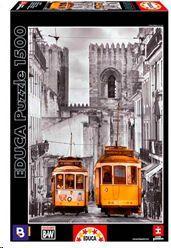 PUZZLE EDUCA BORRAS 1500 PIEZAS BARRIO DE ALFAMA 16311