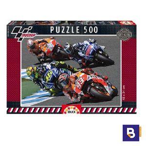 PUZZLE EDUCA 500 PIEZAS MOTOGP 16326