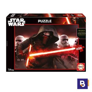 PUZZLE EDUCA 200 PIEZAS EPISODIO VII STAR WARS 16522