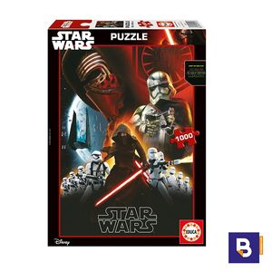PUZZLE EDUCA 1000 PIEZAS EPISODIO VII STAR WARS 16524