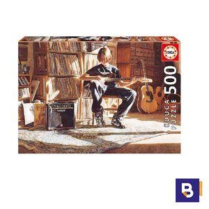 PUZZLE EDUCA 500 PIEZAS SU MOMENTO 16733