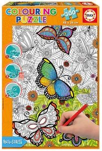 PUZZLE EDUCA 300 ALL GOOD THINGS COLOURIN 17089