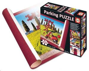 PARKING TAPETE FIELTRO PUZZLE EDUCA 122X80 CMS 17194