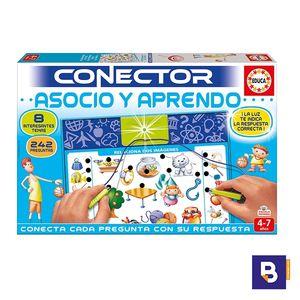 JUEGO EDUCATIVO EDUCA CONECTOR ASOCIO Y APRENDO 17202