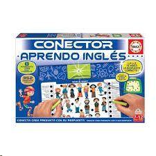 CONECTOR APRENDO INGLES EDUCA 17206