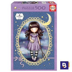 PUZZLE EDUCA BORRAS 500 PIEZAS GORJUSS SANTORO LONDON CATCH A FALLING STAR 17990