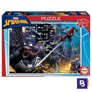 PUZZLE EDUCA BORRAS 200 PIEZAS SPIDERMAN 18100