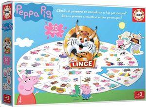 MI PRIMER LINCE PEPPA PIG EDUCA 18509