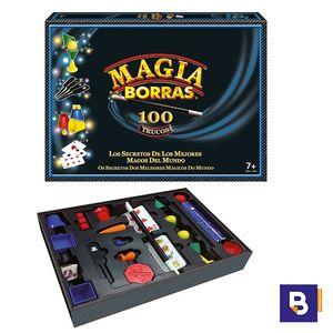 MAGIA BORRAS CLÁSICA EDUCA 100 TRUCOS 24048