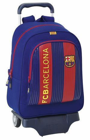MOCHILA CON CARRO FC BARCELONA SAFTA 611629313