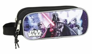 PORTATODO DOBLE STAR WARS SAGA SAFTA 811701513