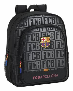 MOCHILA FC BARCELONA BLACK SAFTA 611725640