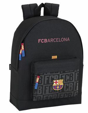 MOCHILA FC BARCELONA BLACK SAFTA 611725174