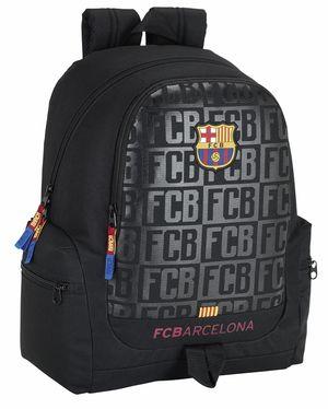 MOCHILA FC BARCELONA BLACK SAFTA 611725662