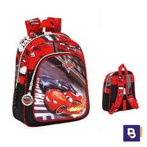 MOCHILA SAFTA CARS 3 611709524