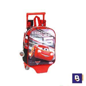 MOCHILA PEQUEÑA CON CARRO SAFTA CARS 3 611709280