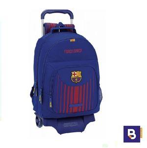 MOCHILA CON CARRO SAFTA FC BARCELONA 611729863