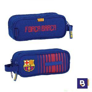 PORTATODO DOBLE SAFTA FC BARCELONA 811729513