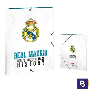 CARPETA FOLIO SAFTA REAL MADRID 511754068