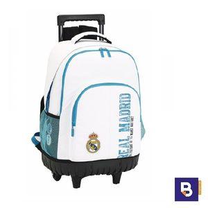 MOCHILA CARRO FIJO SAFTA REAL MADRID 611754818