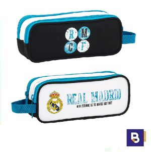 PORTATODO DOBLE SAFTA REAL MADRID 811754513