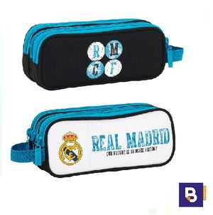 PORTATODO TRIPLE SAFTA REAL MADRID 811754635