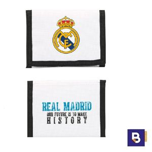 BILLETERA SAFTA REAL MADRID 811754036