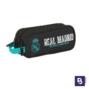 PORTATODO TRIPLE SAFTA REAL MADRID SEGUNDA EQUIP 811777635