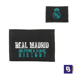 BILLETERA SAFTA REAL MADRID SEGUNDA EQUIP 811777036