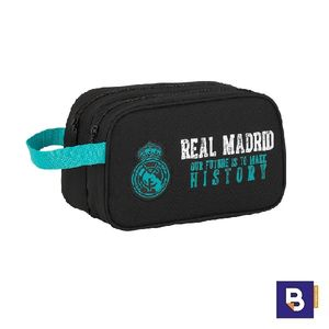 NECESER DOBLE SAFTA REAL MADRID SEGUNDA EQUIP 811777518