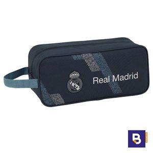 ZAPATILLERO NECESER REAL MADRID 2ª EQUIPACION DARK GREY 811834194