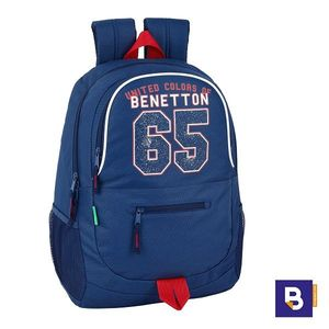 MOCHILA 44CM ADAPTABLE A CARRO BENETTON BOY 65 UCB 611906665