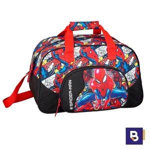 BOLSA DE DEPORTE O VIAJE SAFTA SPIDERMAN SUPER HERO 711943273