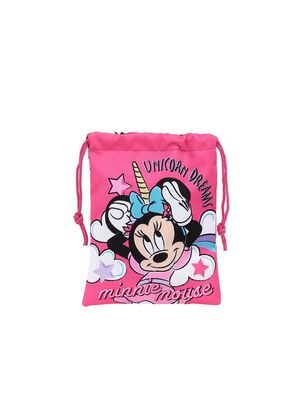 SAQUITO MERIENDA SAFTA MINNIE MOUSE UNICORNS REF 812012237