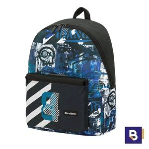 MOCHILA TEEN SPORTANDEM ADAPTABLE A CARRO TANDEM 84 249034