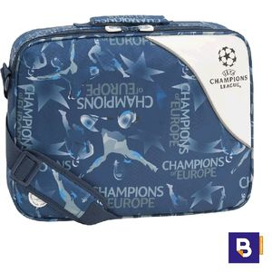 MALETIN TELA SPORTANDEM BANDOLERA CHAMPIONS LEAGUE PLAYER 404174