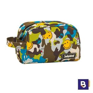 NECESER SPORTANDEM ADAPTABLE A CARRO SMILEY CAMU CAMUFLAJE 568128