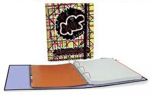 CARPEBLOC RINGBOOK A4 BAGGUAY DREAM BIG SENFORT 100045