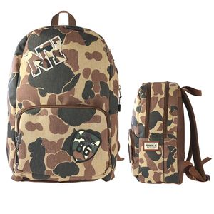 MOCHILA KATACRAK AUTHENTIC CAMOUFLAGE SENFORT 121307