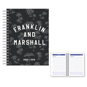 AGENDA ESCOLAR 2017/18 SENFORT DIA PAGINA FRANKLIN AND MARSHALL 52717