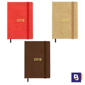 AGENDA GRAFOPLAS 2018 THANKS 15X21 DIA/PAGINA