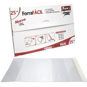 FORRO FIXO GRAFOPLAS 28X53 CMS FORRAFACIL CAJA 25 UNIDADES