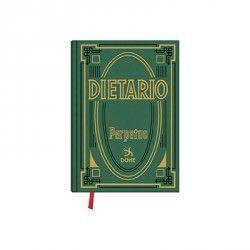DIETARIO AGENDA DOHE PERPETUO CUARTO 15X21