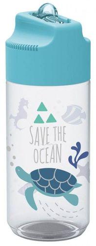 BOTELLA CANTIMPLORA INFANTIL SAVE THE OCEAN MIQUELRIUS REF 19684
