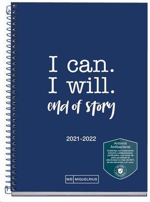 AGENDA ESCOLAR MIQUELRIUS 2021/22 SCHOOL ACTIVA MARINO