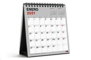 CALENDARIO SOBREMESA 2021 MIQUELRIUS 14X15 REF 28072